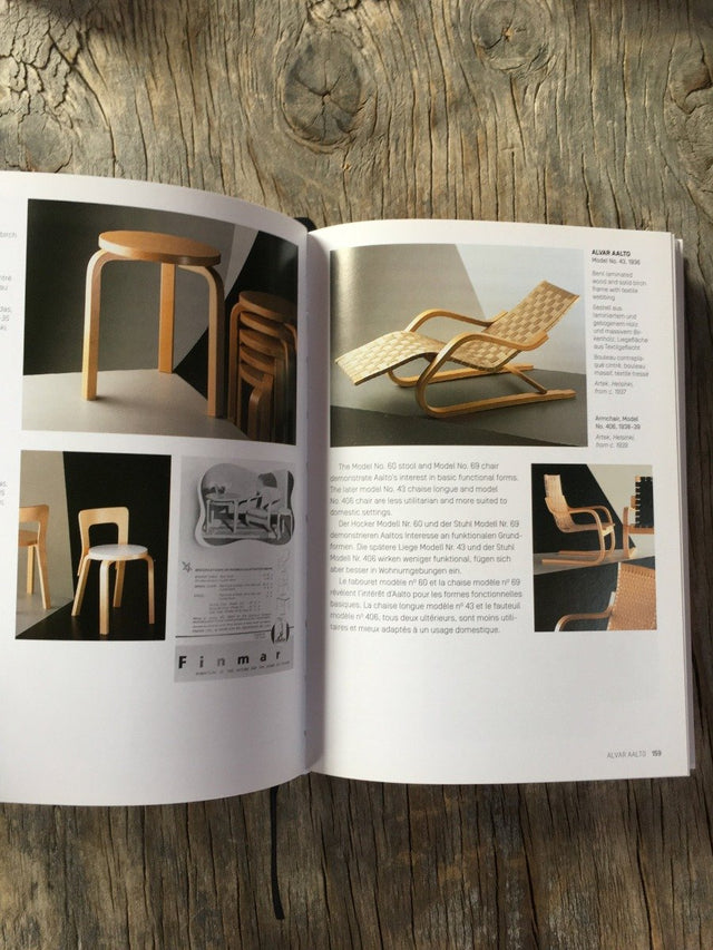 BOOK:1000 Chairs