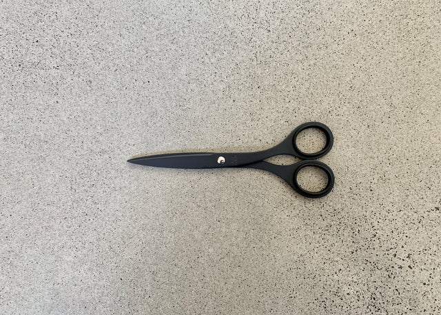 Allex Scissors 165mm Matte Black