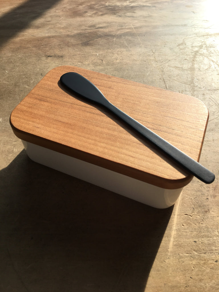 Black Cutlery Butter Knife - CIBI