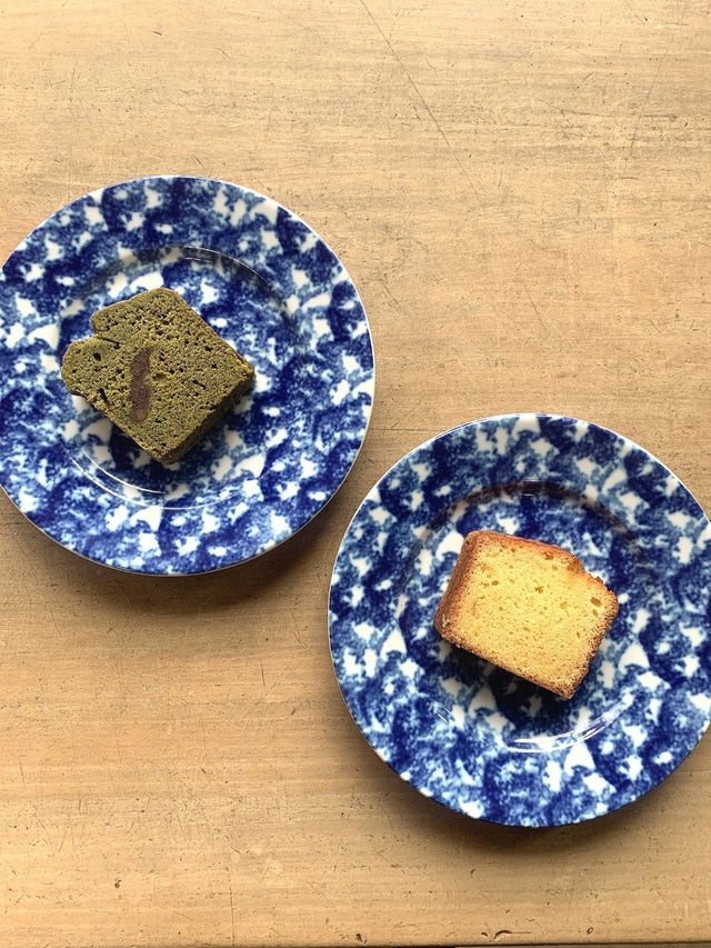 Weekend -Pickup-Yuzu / Matcha Pound cake