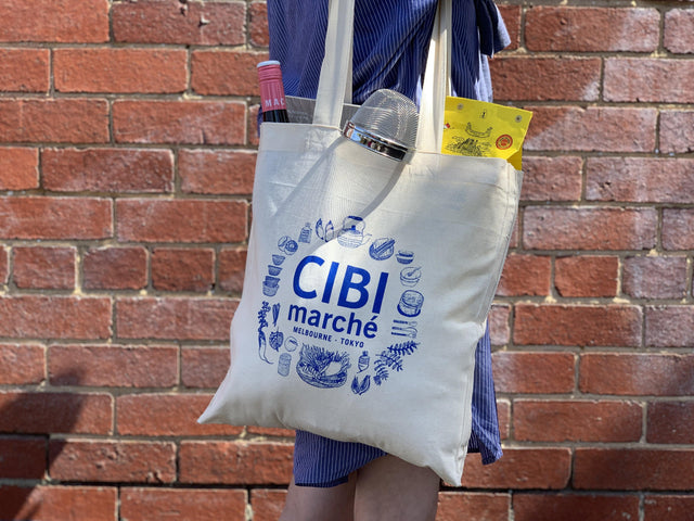 CIBI Marche bag - reusable shopping bag