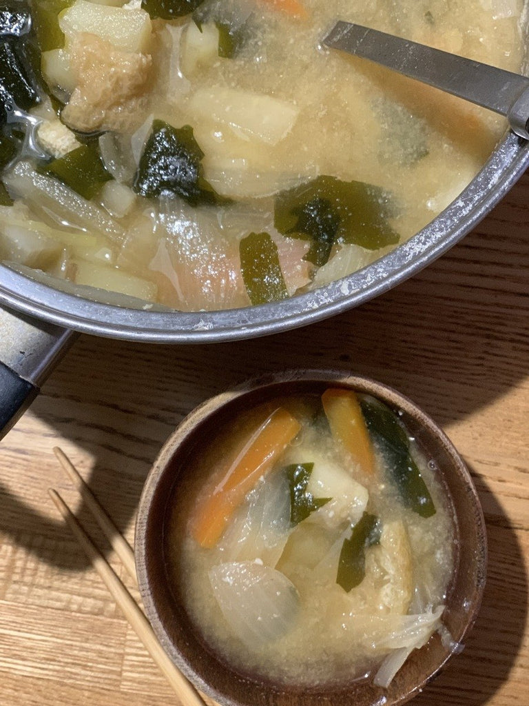 CIBI homely miso soup pack