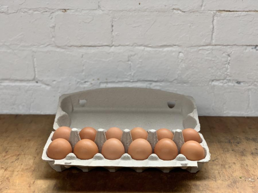 -PICKUP- Gippsland Pastured Eggs 700g (1 doz)