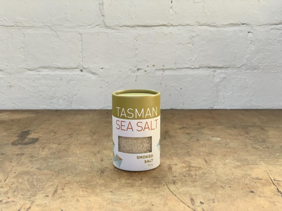 CIBI Tasman sea salt smoked salt
