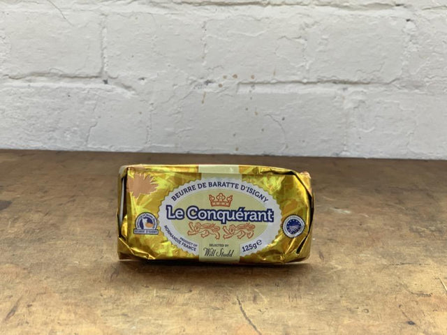 -PICKUP - Le Conquerant Salted butter 125g