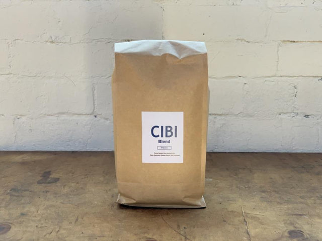 Coffee Beans: CIBI Blend 250g or 1kg