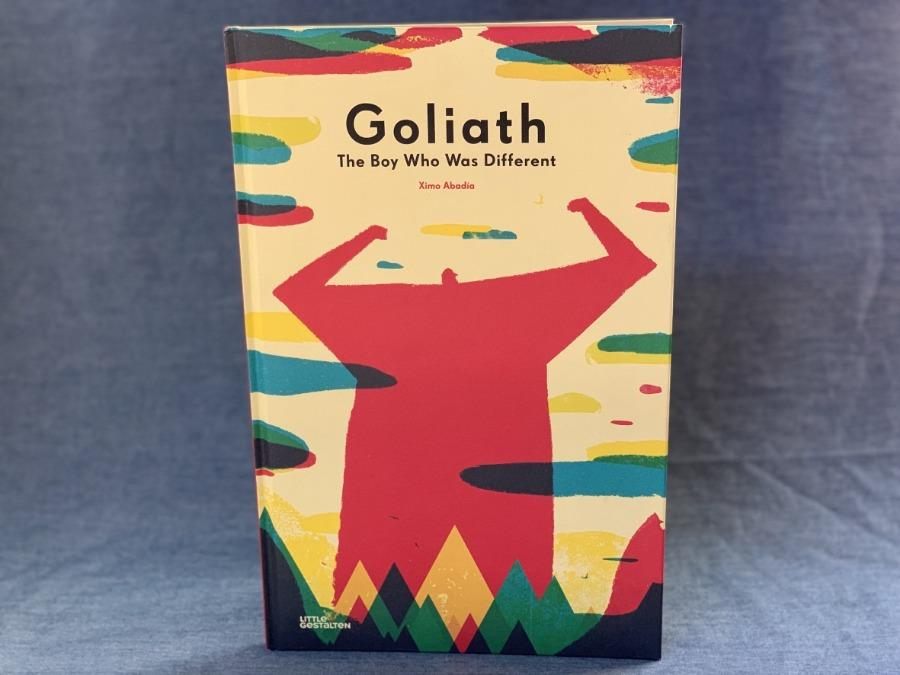 Goliath: The Boy who was Different - CIBI BOOKS