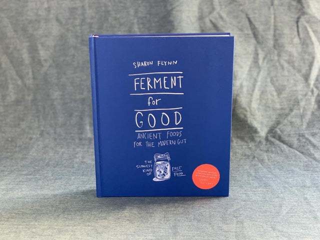 Book : Ferment for Good
