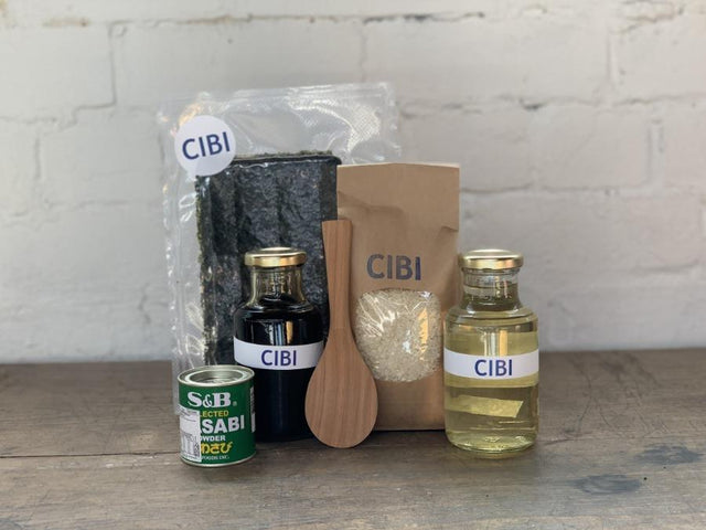 CIBI Temaki sushi making pack