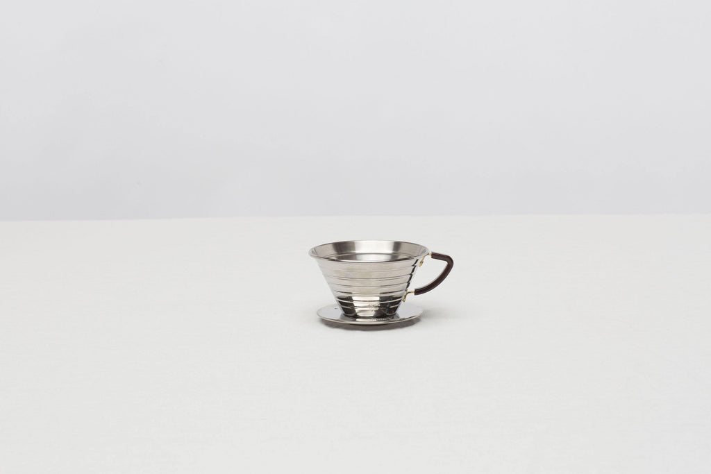 Kalita Stainless Steel Pour-over Coffee Maker