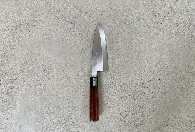 MUJUN Deba knife 150mm ( S53-J )