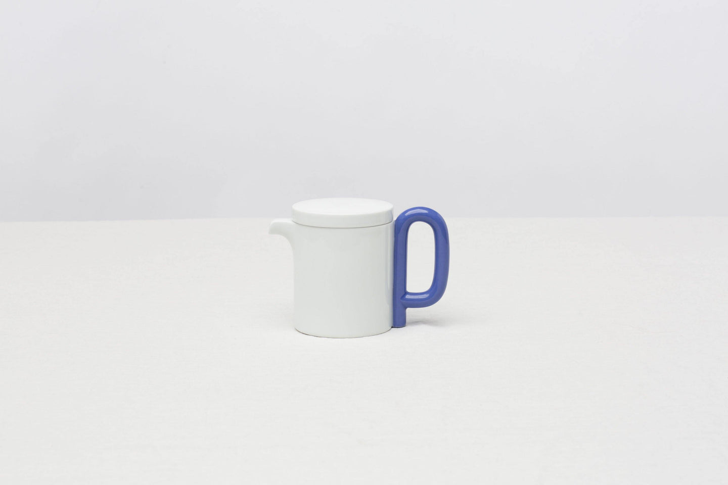 P-type Tea Pot - CIBI Hakusan Porcelain