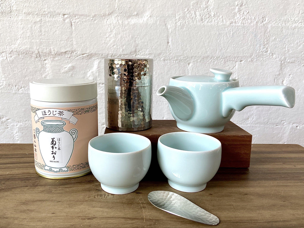 Set - Relax with Japanese tea