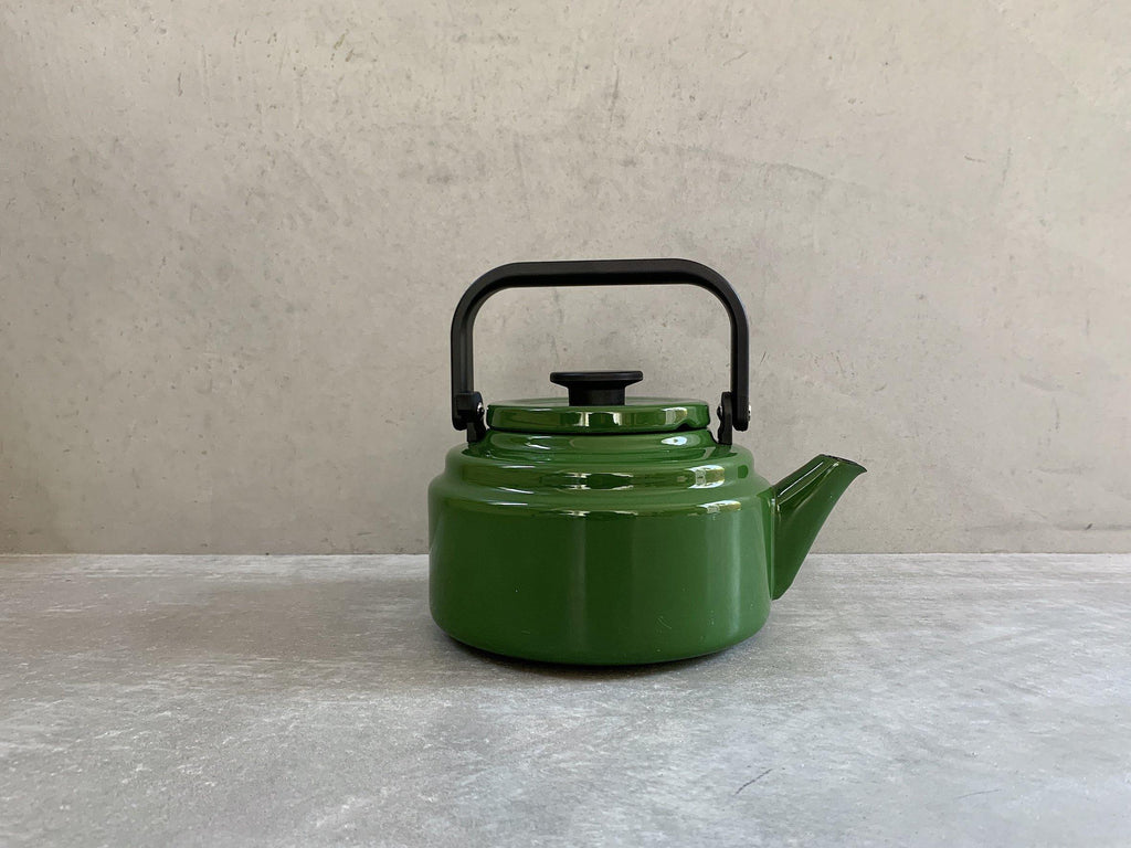 Amu Kettle Green