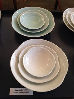 Tomoe Plate Set (3pcs)