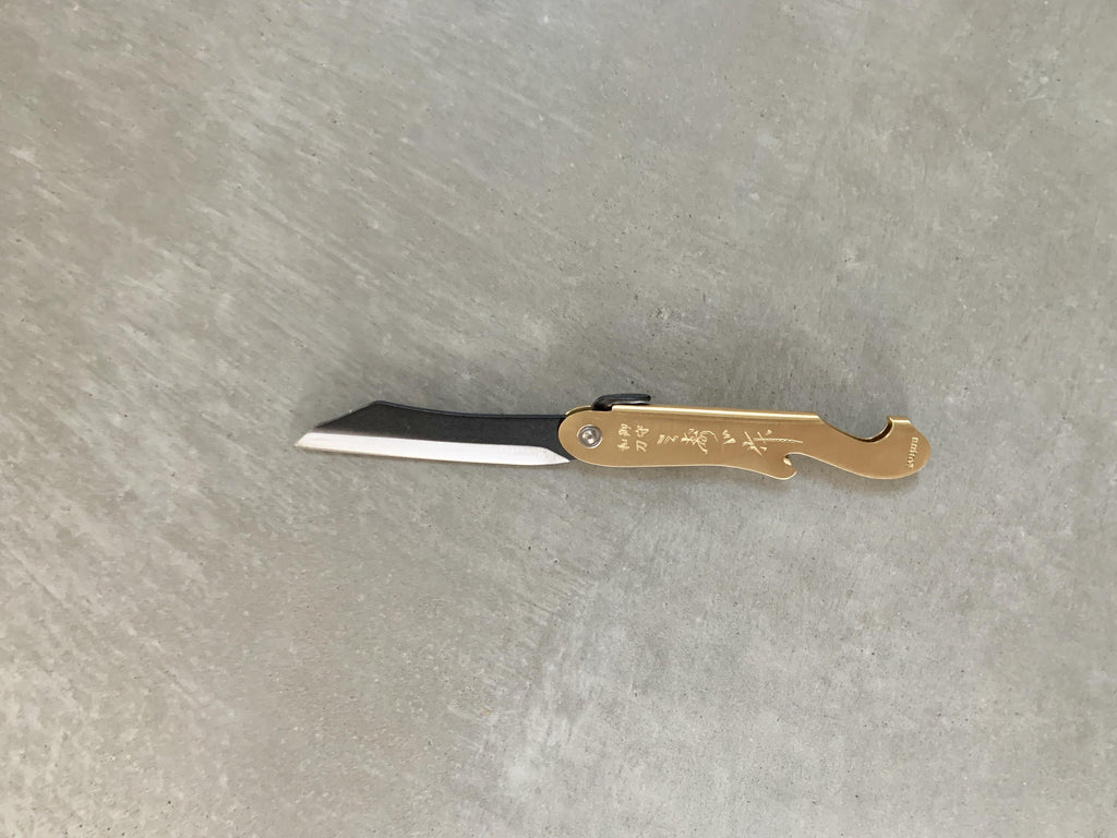 Fuji Knife - folding knife & bottle opener
