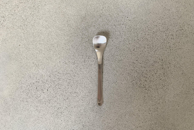Sori Yanagi Design SS icecream spoon - CIBI Sori Yanagi