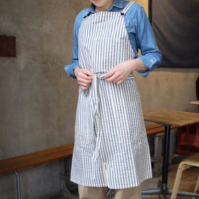 Denim hickory apron CIBI