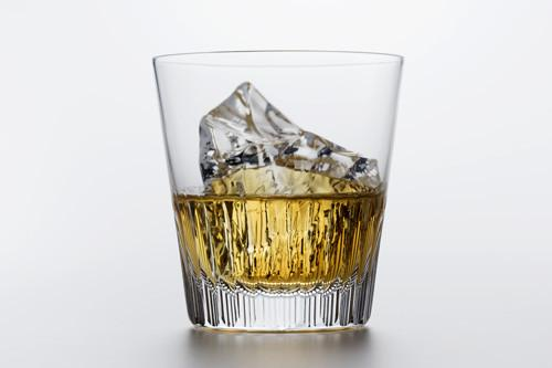 "Whisky glass ""Shotoku x Horiguchi Edo Kiriko"""