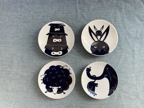 KOMON Small Plate Animal - CIBI