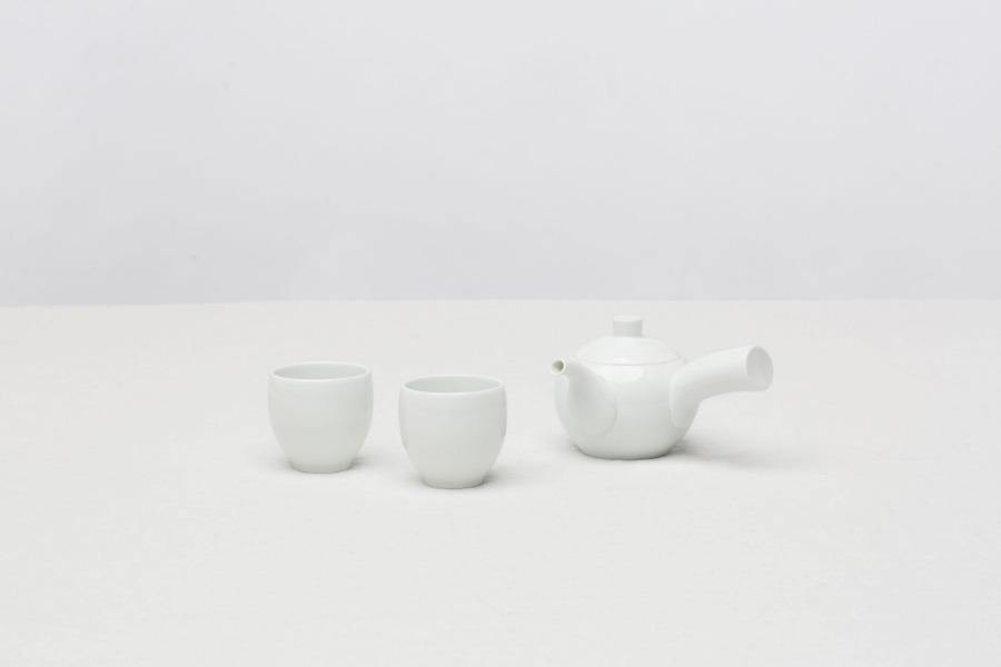 CIBI Maruco Tea pot petit white