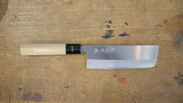 Knife Nakiri Hocho Vegetable knife