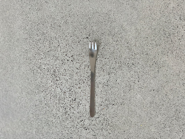 SS petit fork (oyster fork)
