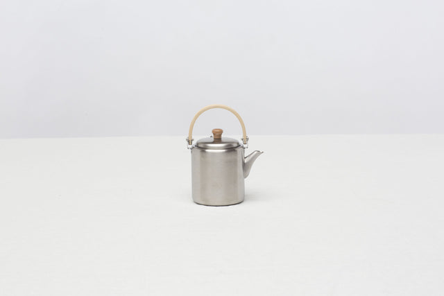 SS Tea Pot w/Top Handle