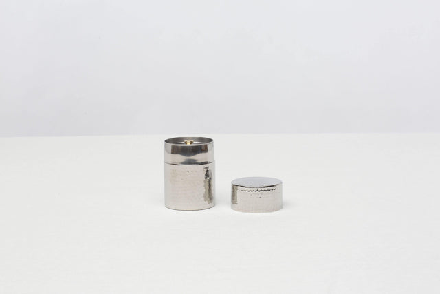 SS Tea Canisters