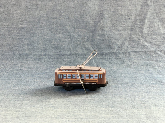 Japanese Tram Brown - CIBI