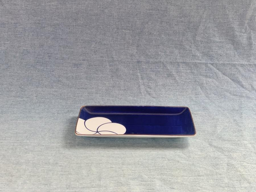 CIBI Japanese plum plate rectangle