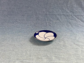 Japanese Plum Plate Round Small