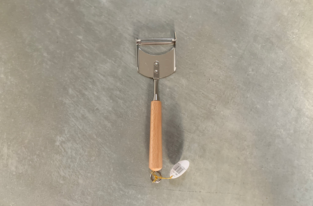 Vegetable Peeler with wooden handle