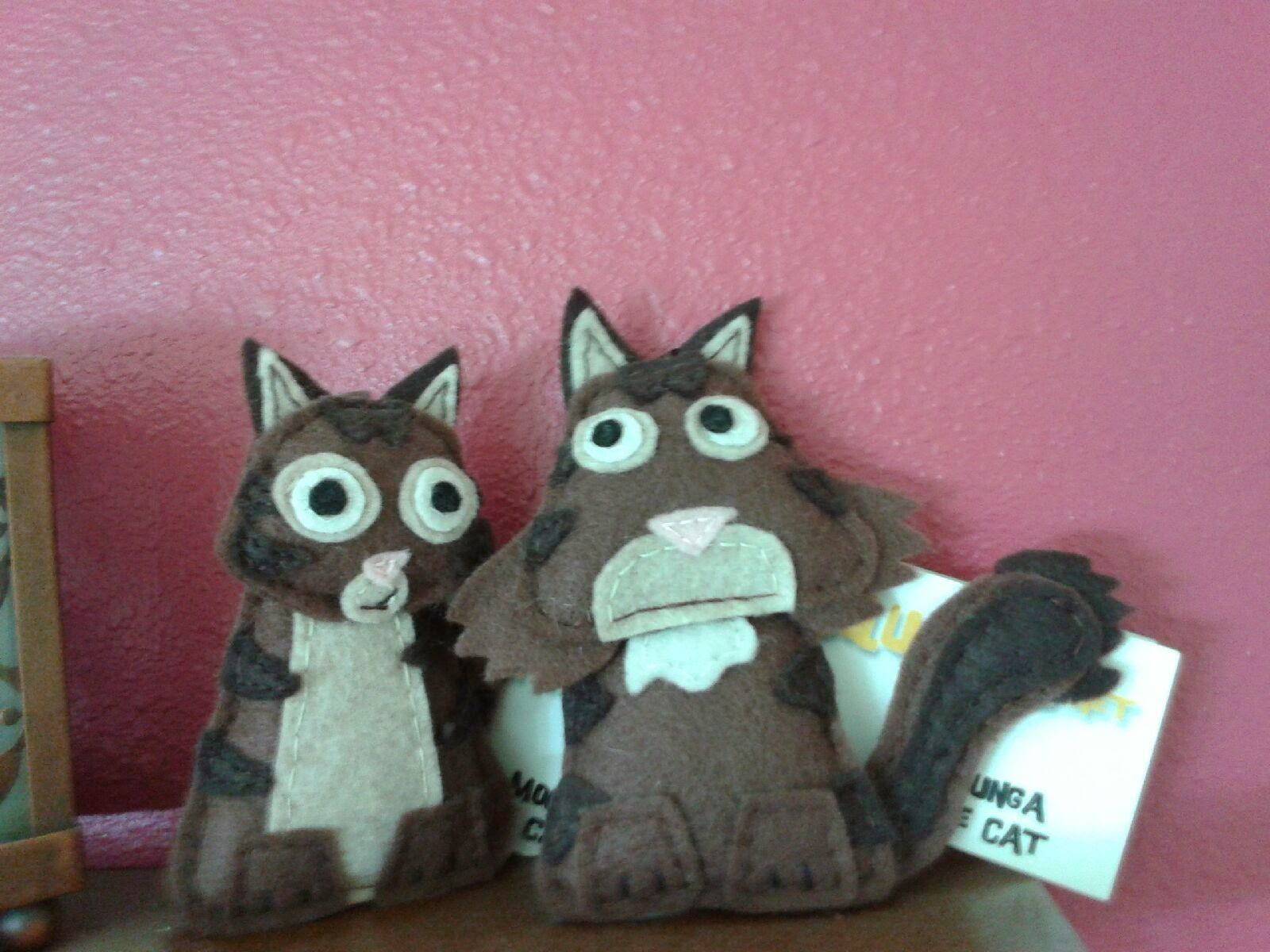 custom cat ornaments
