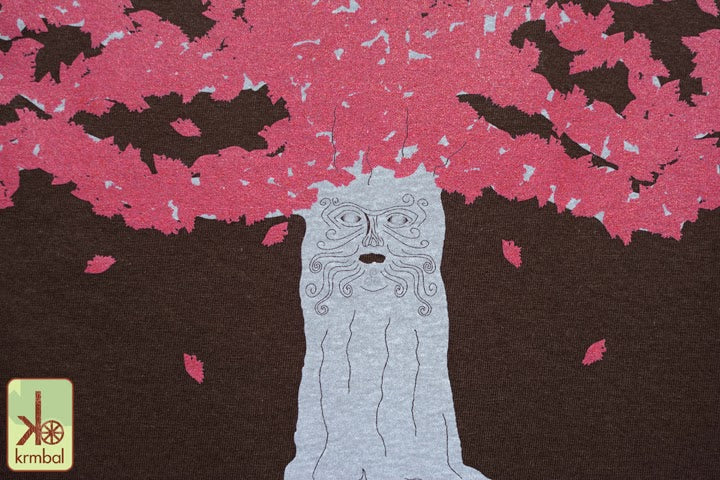 Krmbal - Heart Tree T-shirt