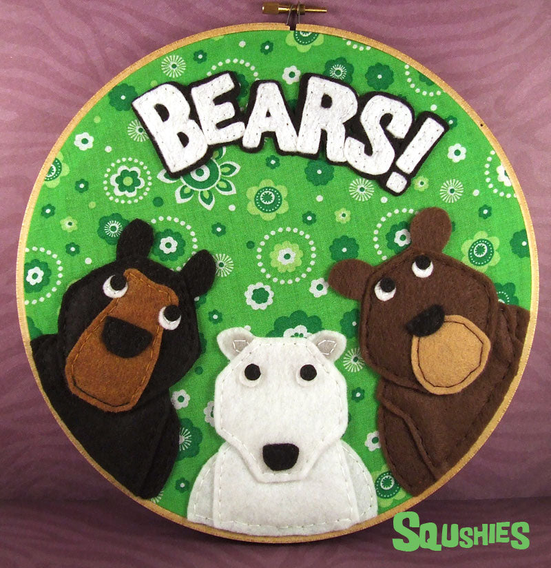 bears hoop art