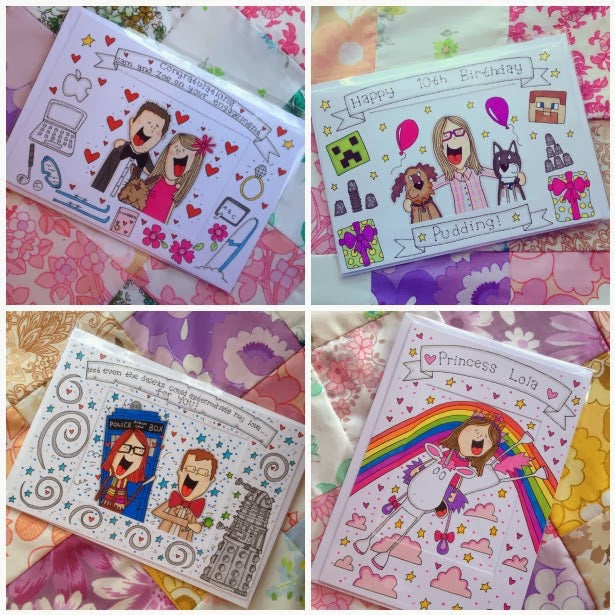 Kittypinkstars cards