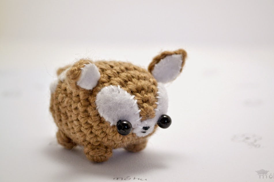 Ravelry: Kawaii bee amigurumi pattern by mohu | 634x951