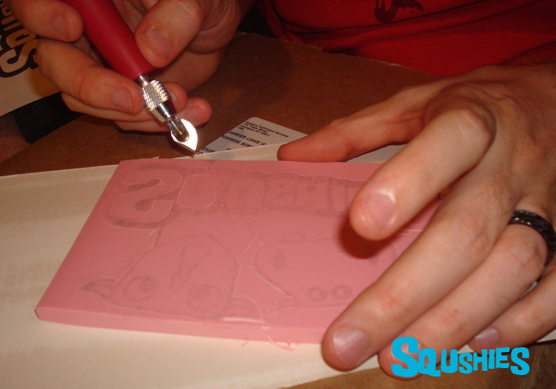 stamp making