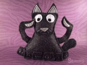 felt displacer beast monster