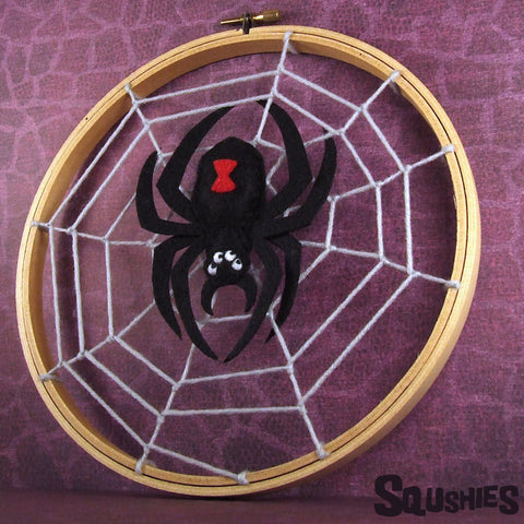 Custom Spider Hoop