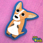 Dog Applique Chihuahua - Little World of Beasts
