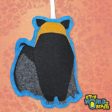 Felt Halloween Ornament - Flying Fox - Bat