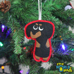 Dachshund Ornament - Little World of Beasts