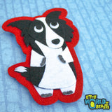 Dog Breed Ornament - Border Collie