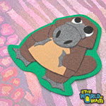 Felt Australian Animal Patch - Platypus