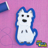 Dog Breed Ornament - Westie