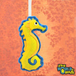 Handmade Animal Christmas Ornaments - Sea Horse