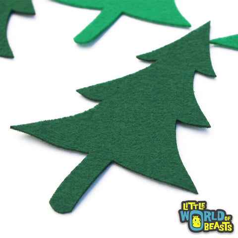 Christmas Tree - Pre-cut Felt Shape