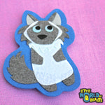 Cat Breed Applique - HImalayan